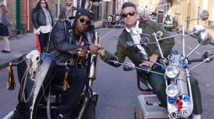 Dizzee Rascal & Robbie Williams