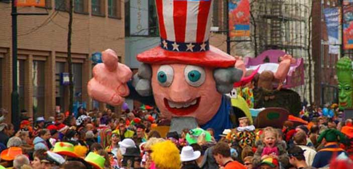 Carnaval 2014, Carnavalshits, Hits