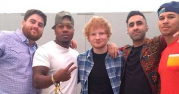Rudimental, Lay it all on me, Ed Sheeran