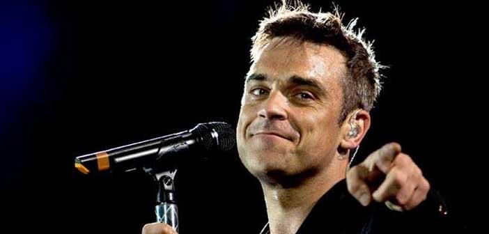 Robbie Williams, Heavy Entertainment Show