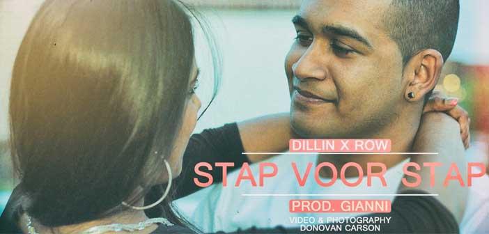 Dillin X Row – Stap Voor Stap