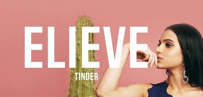 Elieve, Tinder, Links naar Rechts